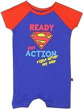Superman DC Comics Baby Boys Romper