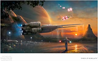 Star Wars Limited Edition Giclée on Paper