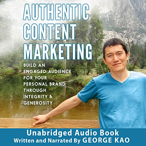Authentic Content Marketing audiobook cover art