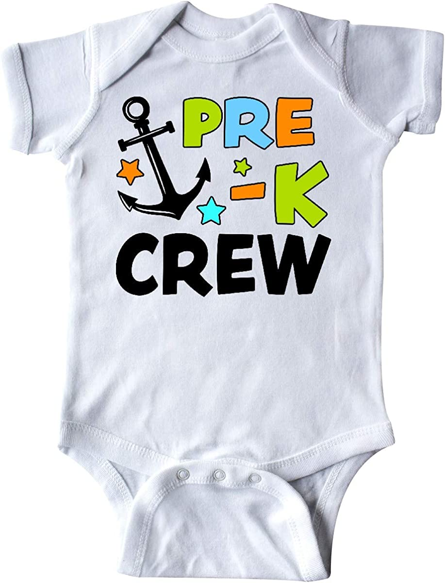 inktastic Pre-K Crew Infant Direct store OFFicial site Creeper
