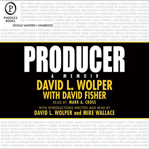 Producer audiobook cover art