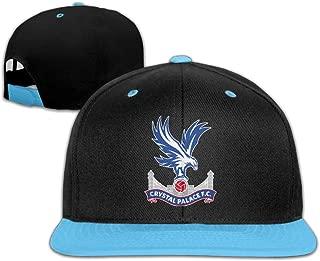 Big Boys' Baseball Crystal Palace Adjustable Strapback Hat