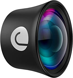 Criacr 18mm Phone Wide Angle Lens, for iPhone Xs Phone Camera Lens, ONLY for iPhone Xs (Phone Case Included)