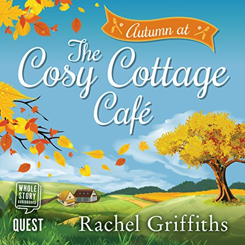 Autumn at the Cosy Cottage Cafe cover art