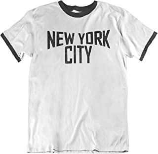 7e80f2605aae Buzz Shirts New York City T-Shirt da Uomo E da Donna