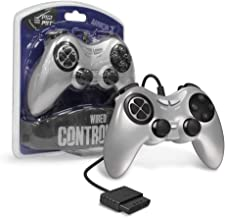 Armor3 Wired Game Controller for PS2 (Silver)