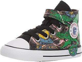Converse Kids' Chuck Taylor All Star 1v Interstellar Dino's Sneaker