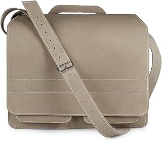 Jahn-Tasche Große Aktentasche Lehrertasche Größe XL aus Leder, für Damen und Herren, Jahn-Tasche 676