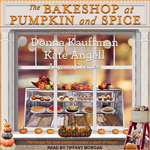 The Bakeshop at Pumpkin and Spice audiobook cover art
