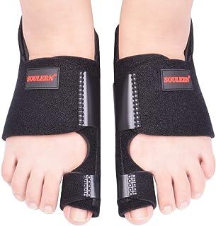 Bunion Corrector Bunion Splint Big Toe Straightener for Hallux Valgus Pain Relief Fits Men and Women