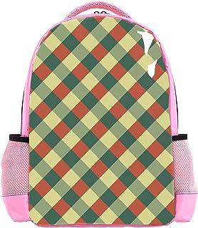 Pigs Head Backpack Kids School Book Bags for Elementary Primary Schooler