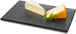 Boska Holland Monaco Collection Slate Cheese Board, 13 Inch by 9 Inch