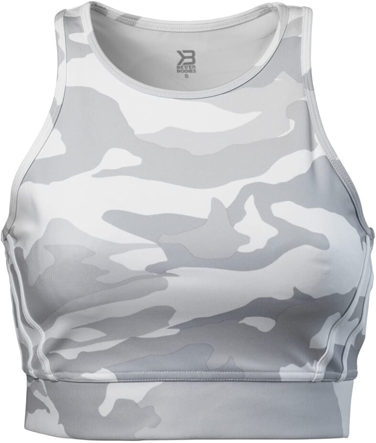 Better Bodies Chelsea Halter Sports Active Top