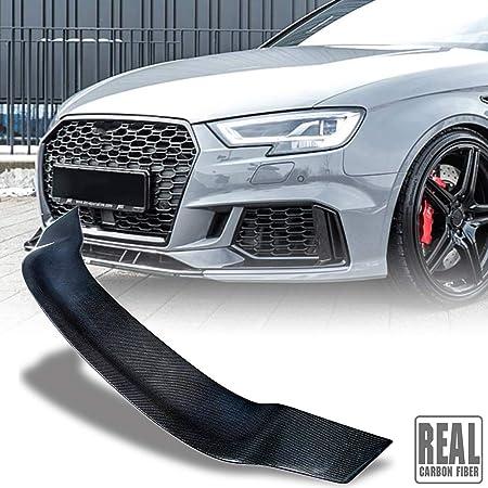 Spoiler de Techo de Fibra de Carbono aler/ón de ala Cubierta de Arranque de Labio Labio Car Styling para Audi A3 S3 RS3 2014-2018