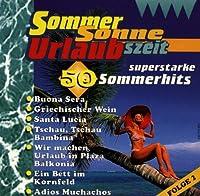 Sommer Sonne Urlaubszeit2