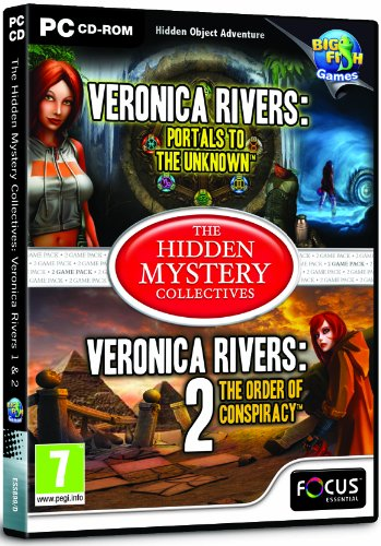 Veronica Rivers 1 and 2 - The Hidden Mystery Collectives (PC) (輸入版)