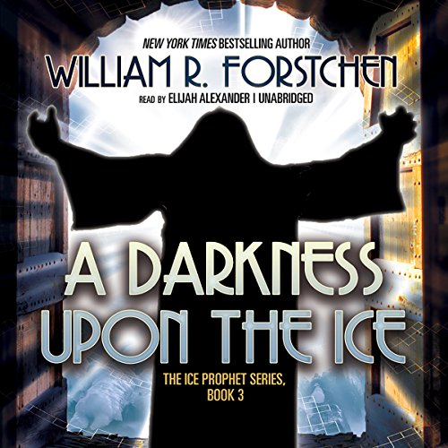 A Darkness upon the Ice copertina