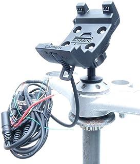 12mm Hex Hole Mount met Audio/Power Kabel voor Garmin Montana Serie