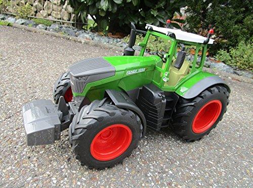 RC Auto kaufen Traktor Bild 4: Jamara RC Traktor Fendt 1050 Vario Maxi Schlepper 4 Batterien 37,5cm Länge 405035-B*