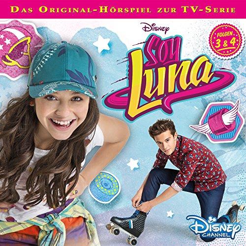 Soy Luna 1.3 & 1.4 (Soy Luna: Staffel 1) Titelbild