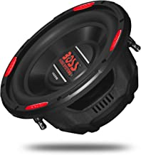 $30 » BOSS Audio Systems AR100DVC 10 Inch Car Subwoofer - 1400 Watts Maximum Power, Dual 4 Ohm Voice Coil, Sold Individually (Re...