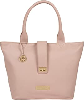 Pure Luxuries London Women Solid Genuine Leather Annabelle Tote bag