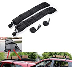Simplylin Universal Self Inflatable Luggage Carrier/Car Roof Rack/ 180 LB Capacity