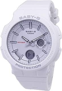BGA255-7A Baby-G Women's Watch White 45.1mm Resin