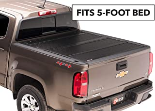 BAKFlip F1 Hard Folding Truck Bed Tonneau Cover   772126   Fits 15-20 GM Colorado, Canyon  5' Bed