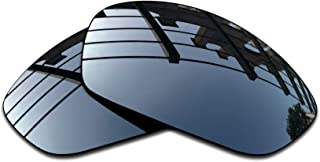 SEEABLE Premium Polarized Mirror Replacement Lenses for Oakley Juliet Sunglasses