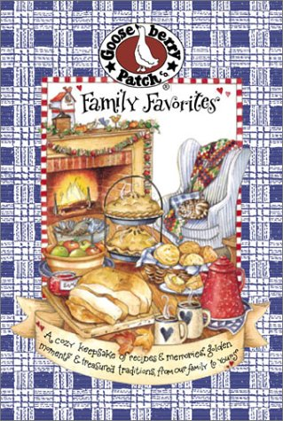 Download Family Favorites Cookbook: Cozy Keepsake of Recipes & Memories,Golden Moments. & Tradit (Everyday Cookbook Collection) 188805221X