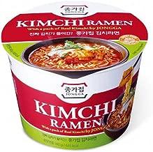 Jongga Kimchi Ramen 140g - 6pack