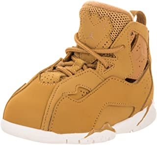 Nike Toddler Boy's True Flight, Golden Harvest/Sail, 10C