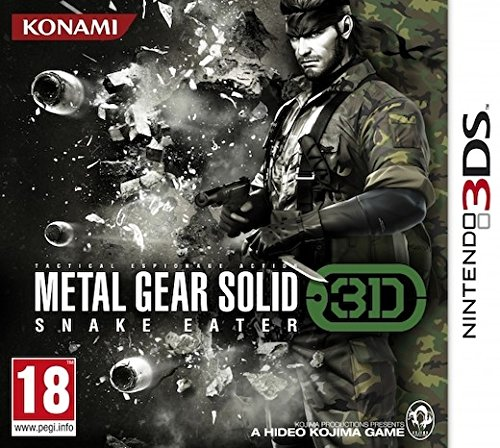 Konami Metal Gear Solid - Snake Eater