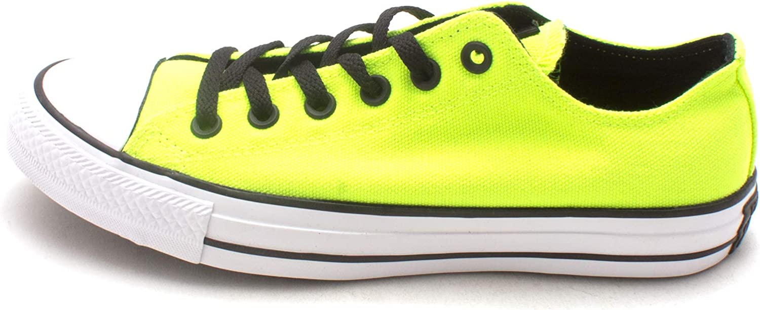 Converse Unisex Chuck Taylor All Star Seasonal Ox Round Toe Canvas Sneakers