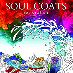 soul coats coloring book for adults