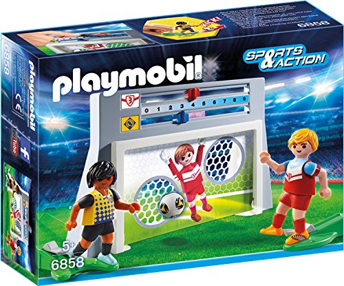 Playmobil 6858 - Torwandschießen