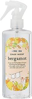 サンハーブ リネンウォーター ベルガモット 250ml(消臭・除菌スプレー 日本製 懐かしい甘酸っぱい香り)