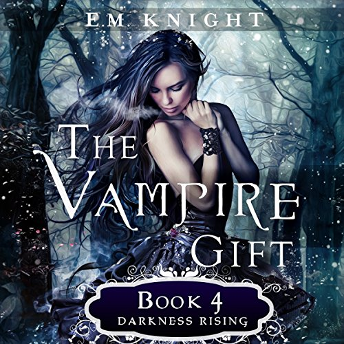 Darkness Rising     The Vampire Gift, Book 4              By:                                                                                                                                 E.M. Knight                               Narrated by:                                                                                                                                 Melissa Moran                      Length: 11 hrs and 21 mins     51 ratings     Overall 4.6