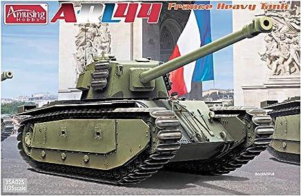 アミュージングホビー 1/35 フランス軍 重戦車 ARL44 プラモデル AMH35A025