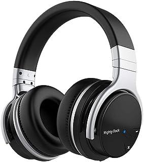 Meidong E7C Bluetooth Headphones Over Ear Wireless Headphones with Microphones Hi-Fi Deep Bass Wireless Headset 30H Playti... photo