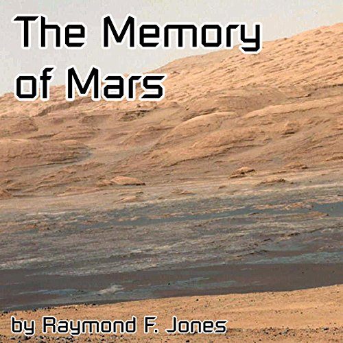 The Memory of Mars audiobook cover art