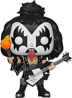 Funko-Pop Vinilo: Kiss: The Demon Figura Coleccionable, Multicolor, Estándar (28505)