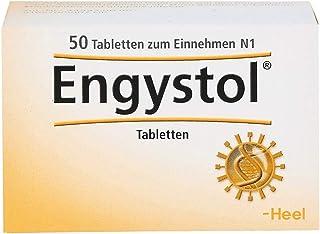 engystol Engystol Tabletten bei Erkältungskrankheiten, 50 St. Tabletten