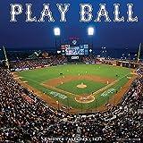 Play Ball 2022 Wall Calendar (Baseball Ballparks)