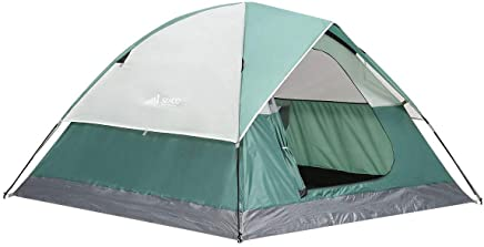 featured product SEMOO Dome Tent Family Camping Tent Water Resistant Lightweight for Backpacking
