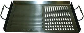 KitchenAid 650-0003 煤气配件,烧烤架,不锈钢