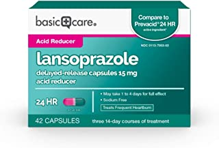 Best lansoprazole delayed release capsules 15 mg Reviews
