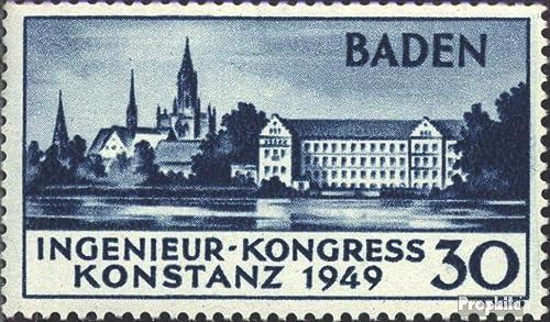 más descuento Prophila Collection Franz. zona-Baden 46II (completa.edición.) (completa.edición.) (completa.edición.) examinado, 2. tirada 1949 Constanza (sellos para los coleccionistas)  60% de descuento