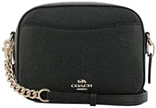 COACH Women's Camera Bag in Polished Pebble Leather